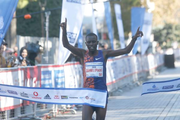 Kenyalı atlet Daniel Kipkore Kibet
